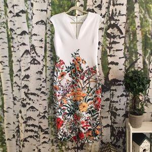 Scuba Dress New w/Tags New York & Company lined.